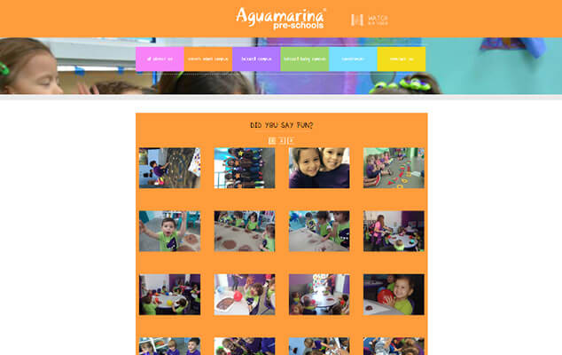 Gallery-Preschool-webdesign