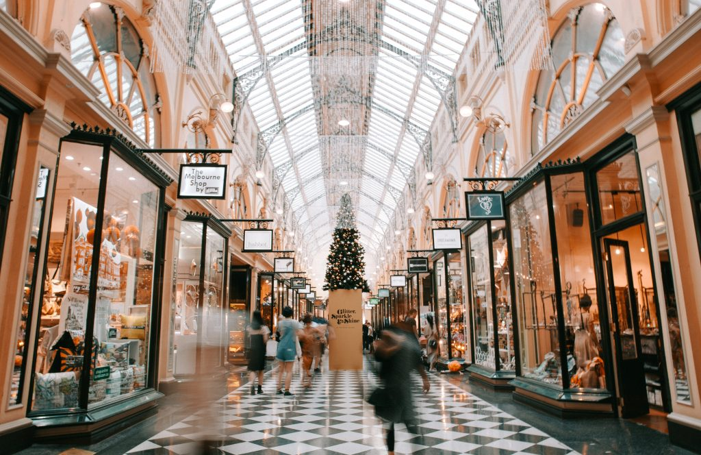 Absolute Web In-Store Shopping Experiences