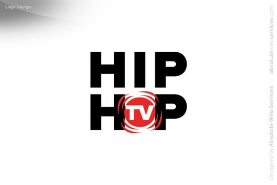 Absolute-Web-Services-HipHopTV-Logo-Design-FINAL