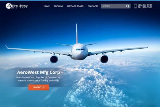 Aviation-Website-Design