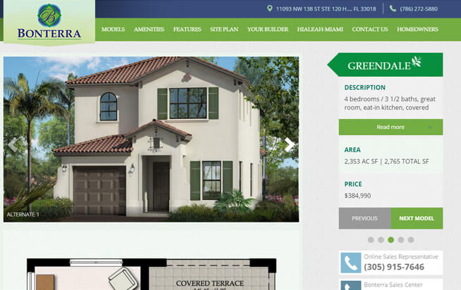 real-estate-webdesign