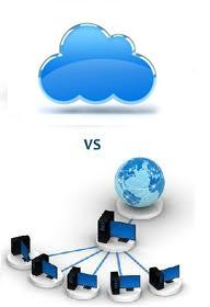 Cloud hosting vs. shared hosting