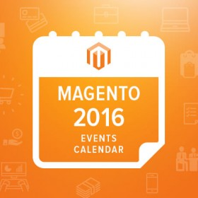 Magento 2016 events