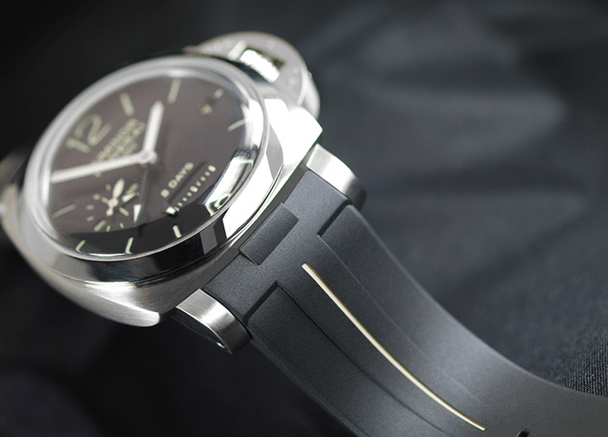 RubberB Watch Straps for Panerai