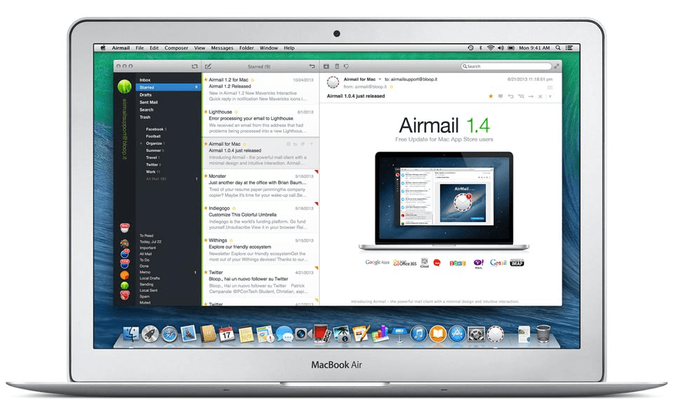 Airmail Email Client