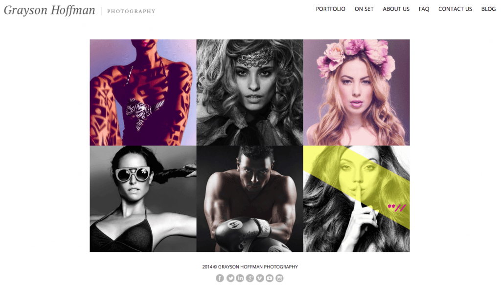 Fashion Photographer Portfolio