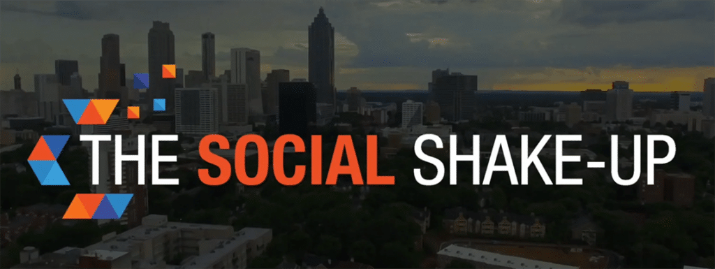 the social shake up conference