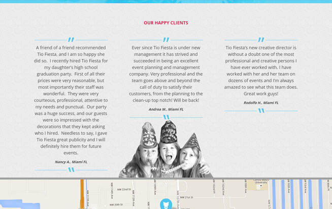 event-planning-webdesign