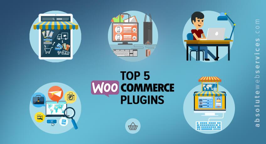 Top 5 WooCommerce Plugins_Cover