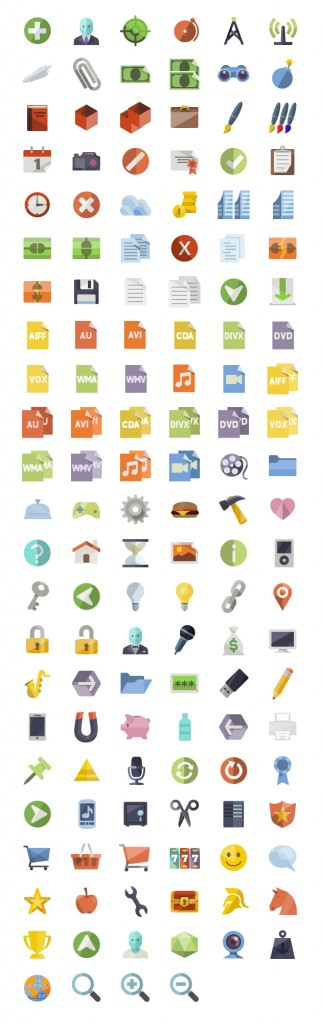 Web Design 3600 Icons
