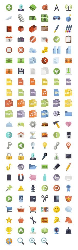 Web Design 3600 Icons