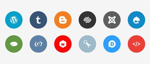 Web Design Icons Publicons