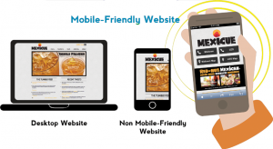 a mobile friendly site