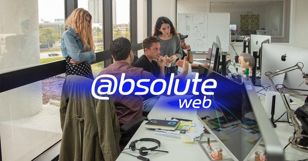 Web Design Development Ecommerce Agency Absolute Web