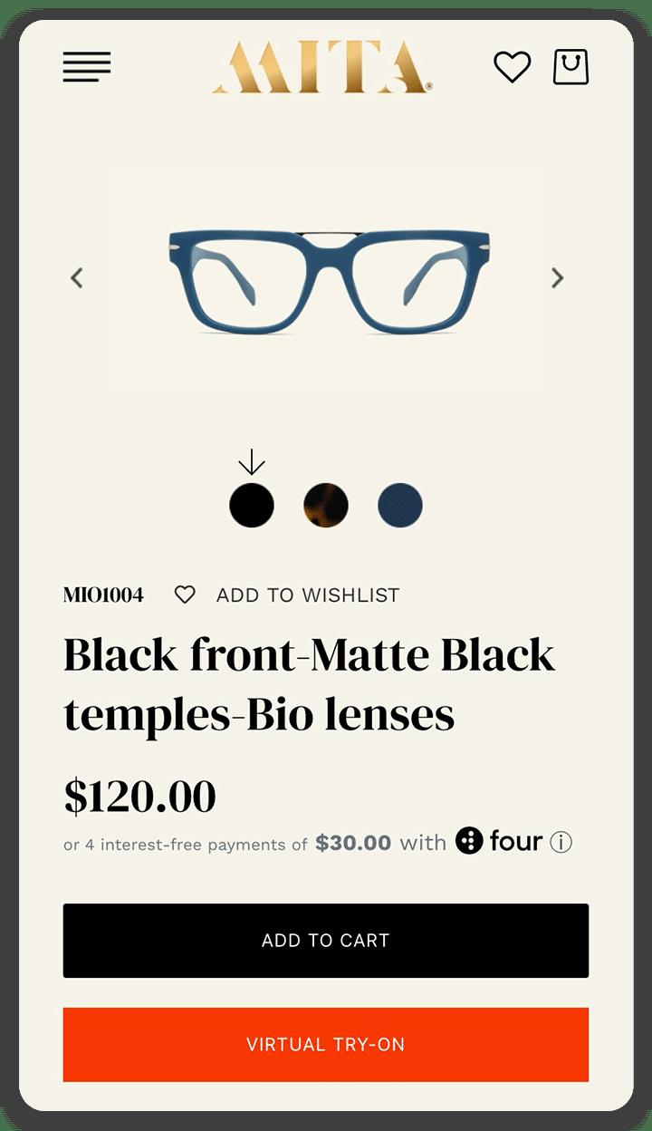 absolute-web-custom-uiux-design-mita-eyewear-mobile