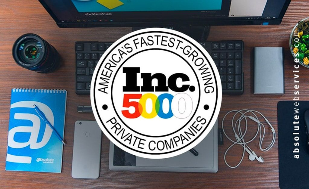Inc. 5000 list of America's Fastest-Growing Private Companies