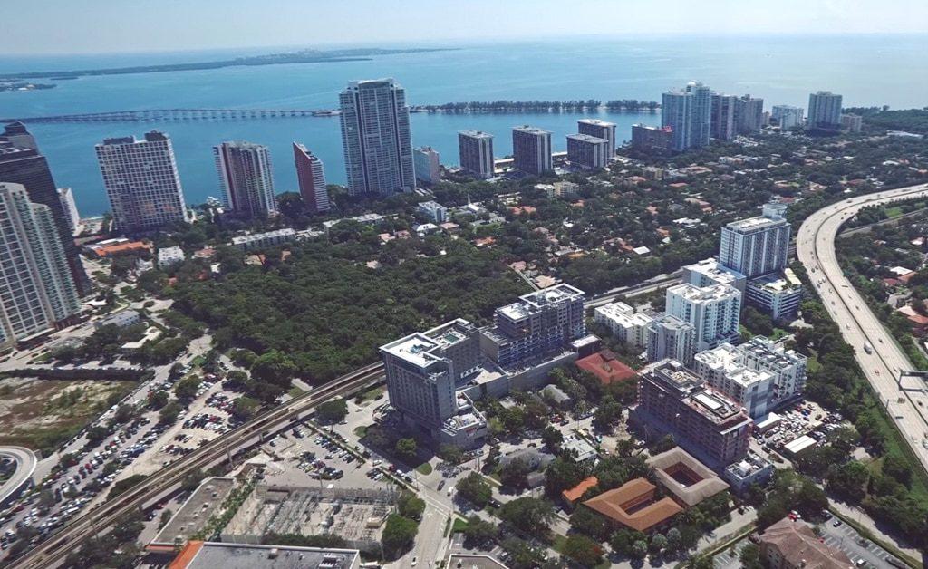 1st Office Open in Miami