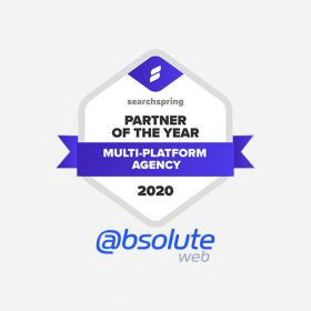 absolute-web-partner-of-the-year-2020-searchspring