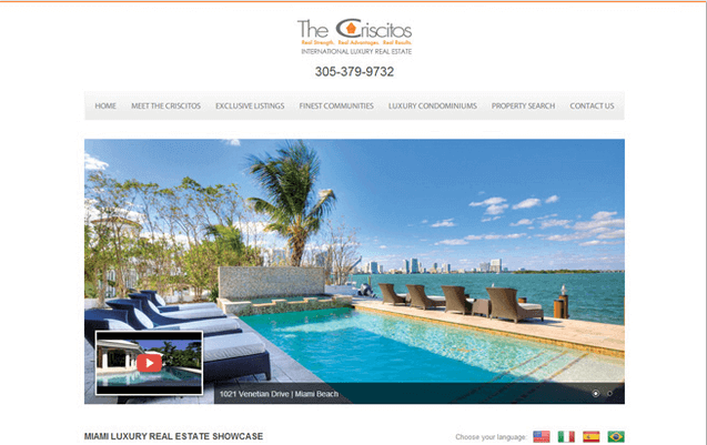 Absolute Web Services: Miami Web Design Portfolio Grows