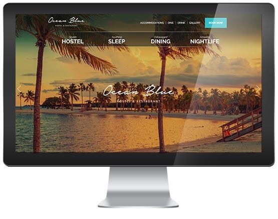 absolute-web-services-web-development-mockup-ocean-blue-hostel-miami