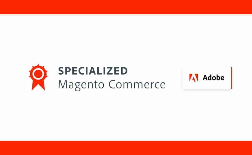 Achieved Magento Commerce Specialization