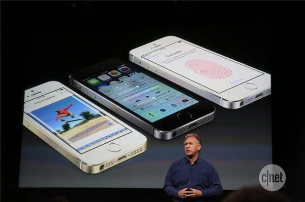 Apple's Special Event: iPhone 5C, Touch ID, and the M7 Chip