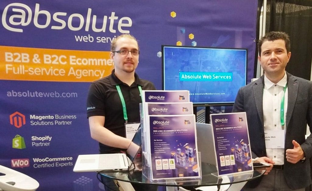 Absolute Web presents at B2B Online Conference