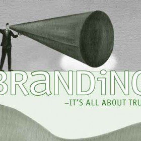 Brand Like the Big Boys. Be Consistent.