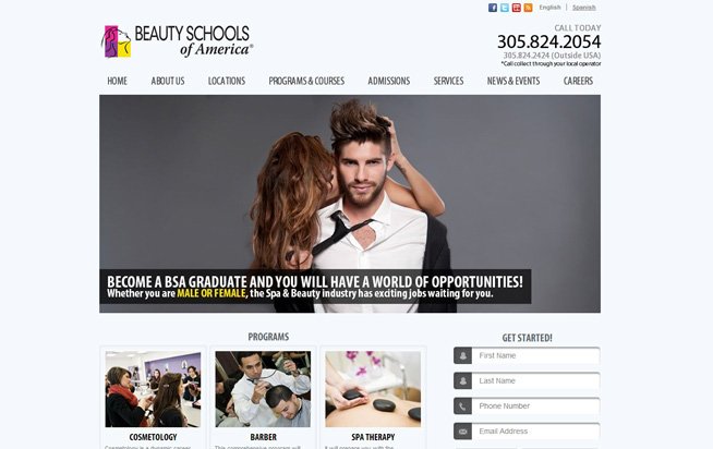 Beauty Schools of America