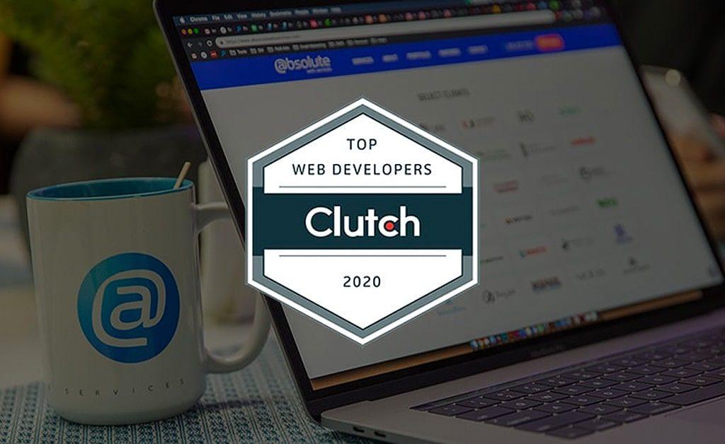 Awarded as Top Developer Agency by Clutch