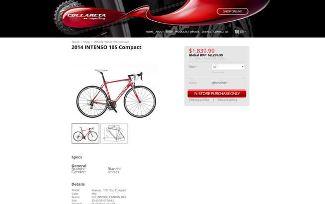 Collareta Cycling