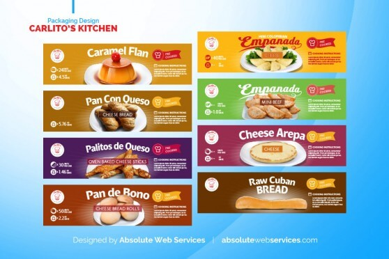 custom-design-package-label-carlitos-kitchen-main