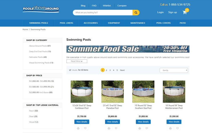 custom-magento-development-florida-pools-above-ground-2