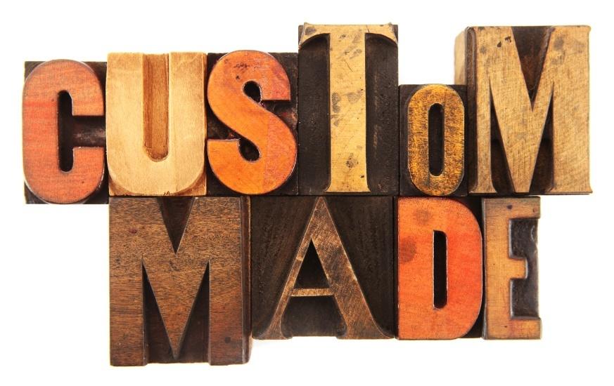 custom social buttons