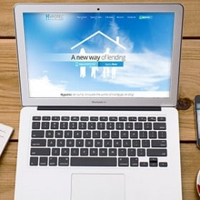 Custom Web Design for Mortgage Brokers
