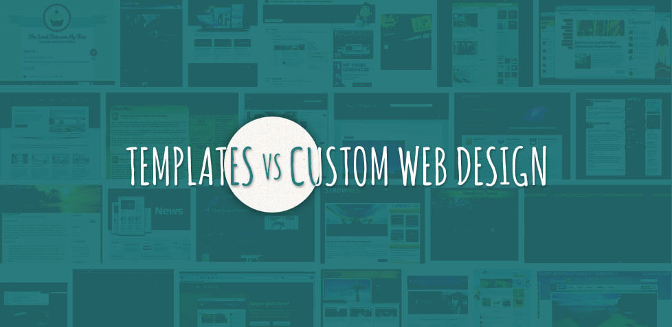 Custom Web Design vs