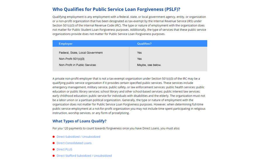 custom-wordpress-development-miami-fedloan-help-center-2