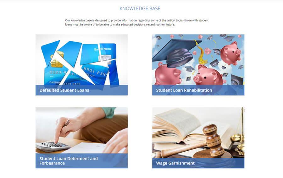 custom-wordpress-development-miami-fedloan-help-center-3