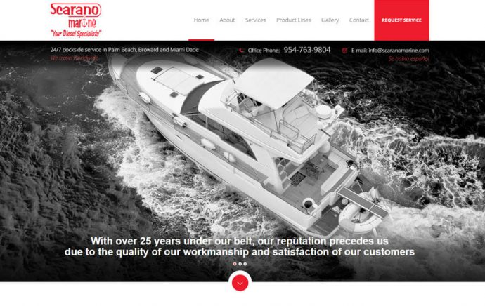 custom-wordpress-development-scararano-marine-1
