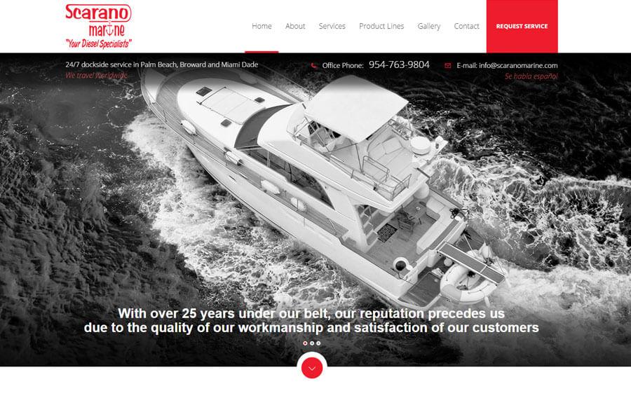 custom-wordpress-development-scararano-marine-1