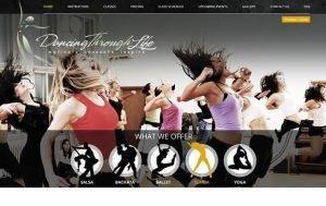 Dancing Through Life