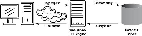 dynamic server web design
