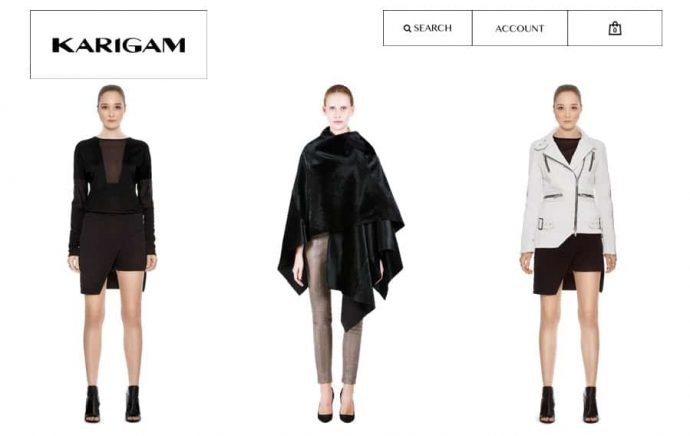 fashion-website-done-by-aws