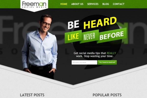 Freeman Social Media