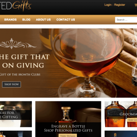 Functionality Meets Beauty: Complete Custom Website Redesign of SpiritedGifts