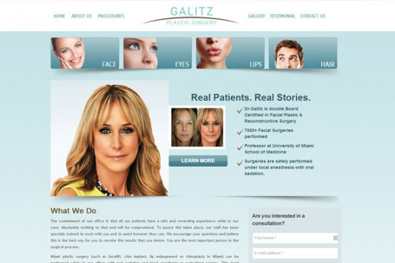 Galitz Plastic Surgery