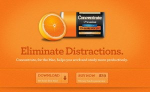 Get Concentrating Working Online