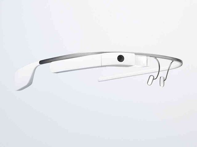 google glass and wearable tech