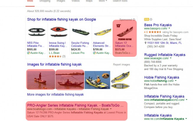 inflatable fishing kayak google search