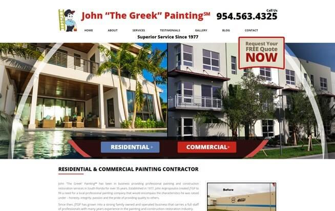 "John ""The Greek"" Painting-gallery-601"